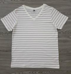 EHY Ladies T-Shirt (WHITE - GRAY) (S - M - L - XL)