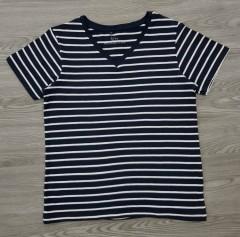 EHY Ladies T-Shirt (NAVY) (S - M - L - XL)
