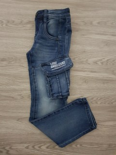 CHAPTER YOUNG Boys Denim Pants (BLUE) (8 to 15 Years)
