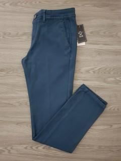 OLD SEAMS Mens Twill Long pants (BLUE) (30 to 40 WAIST)