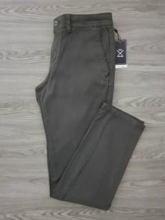 OLD SEAMS Mens Twill Long pants (GRAY) (32 to 40 WAIST)