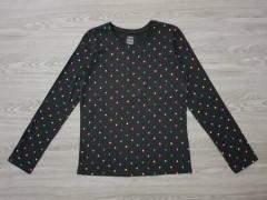 GEORGE Girls Long Sleeved Shirt (BLACK) (4 to 16  years)
