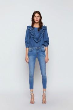 ZARA Ladies Jeans (BLUE) (34 to 44 EUR)