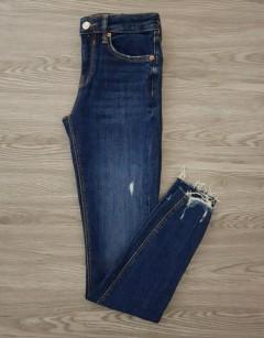 ZARA WOMAN Ladies Jeans (DARK BLUE) (34 to 44 EUR)