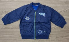 ERGEE Boys Jacket (BLUE) (6 to 18 Months)