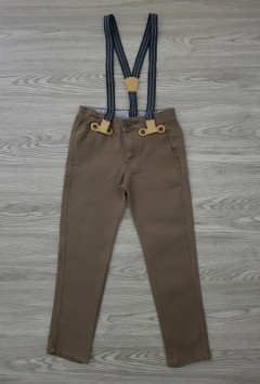 KHAKI Boys Pants (BROWN) (1 to 6 Years)