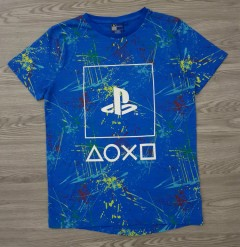NEXT Boys T-Shirt (BLUE) (4 to 12 Years)
