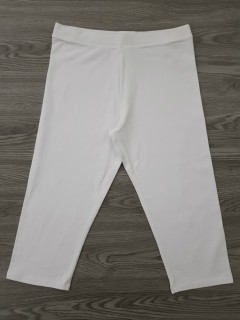 MNG Girls Pants (WHITE) (8 to 12 Yers)