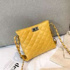Ladies Bags (YELLOW) (Os)