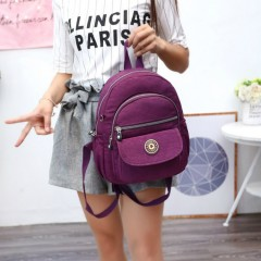 Back Pack (PURPLE) (Os)