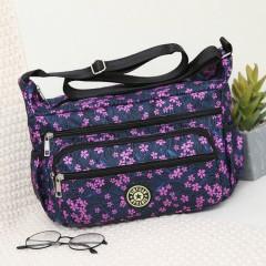 Ladies Bags (PURPLE - BLUE) (Os)