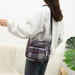 Ladies Bags (BLACK - GRAY) (Os)