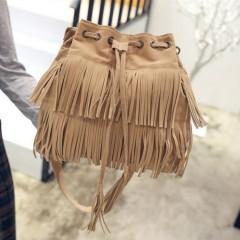 Ladies Bags (LIGHT BROWN) (Os)