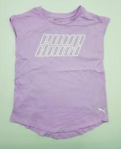 PUMA Girls T-Shirt (LIGHT PURPLE) (5 to 6 Years)