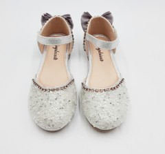 Girls Shoes (SILVER) (23 to 35)