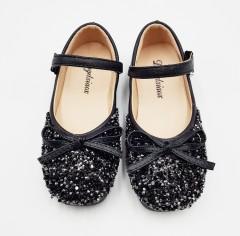 Girls Shoes (BLACK) (30)