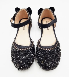 Girls Shoes (BLACK) (23 to 32)
