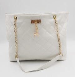 Ladies Bag (WHITE) (OS)