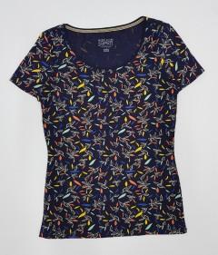 ESPRIT Ladies T-Shirt (NAVY) (XXS - XS - S - M -  L - XL - XXL)