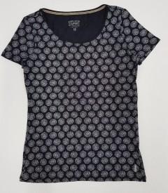 ESPRIT Ladies T-Shirt (BLACK) (XS - S - M - XL - XXL)