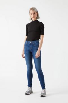 MOXY Ladies Jeans (LIGHT BLUE) (XS - S - M - L - XL)