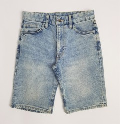 DENIM Mens Short Jeans (BLUE) (28 to 38 WAIST)