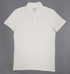 TERRANOVA Mens Polo Shirt (WHITE) (XS - S - M - L - XL - 2XL)