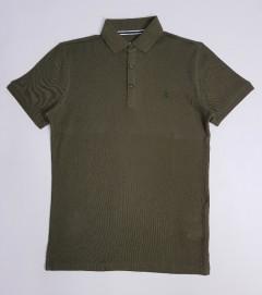 JBC Mens Polo Shirt (OLIVE) (XS - M - XL - XXL)