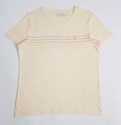 TOM TAILOR Ladies T-Shirt (CREAM) (XS - S - M - L - XL)