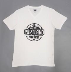 NAZARENO GABRIELI Mens T-Shirt (WHITE) (L - XL - XXL)