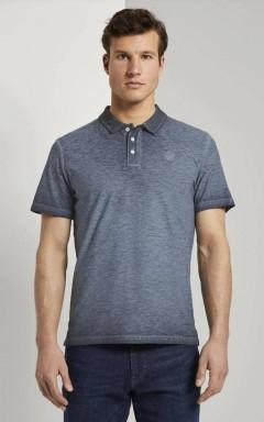 TOM TAILOR Mens Polo Shirt (NAVY) (S - M - L - XL - XXL - 3XL)
