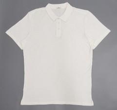 TOM TAILOR Mens Polo Shirt (WHITE) (M - L - XL - XXL)