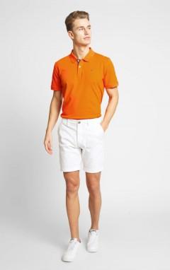 TOM TAILOR  Mens Polo Shirt (ORANGE) (S - M - L - XL - 2XL)
