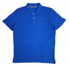 TOM TAILOR Mens Polo Shirt (BLUE) (M - L - XL - XXL)