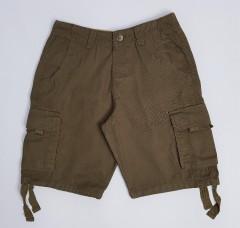 PULL AND BEAR Mens Short (DARK BROWN) (30 to 36)