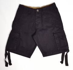 PULL AND BEAR Mens Short (ARK BROWN) (28 to 36)