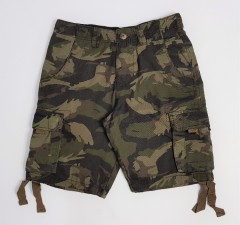 PULL AND BEAR Mens Short (ARMY) (28 to 38)
