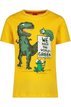 S.OLIVER  Boys T_Shirt (YELLOW) (92 cm to 140 cm)