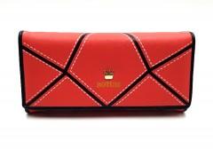 BOTUSI Ladies Wallet (RED) (Os) (FRH)