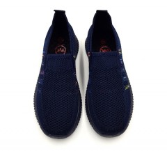 WOMAN KEY Ladies Shoes (NAVY) (36 to 41)