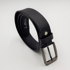 R-MARTIN Mens Belt (BLACK) (FREE SIZE)