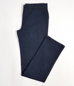 DETAILS Mens Long Pant (NAVY) (28 to 38 WAIST)