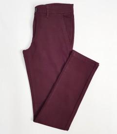 ESPRIT Mens Long Pant (PURPLE) (28 to 34 WAIST)