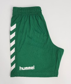 HUMMEL Boys Short (GREEN) (12 to 16 Years)