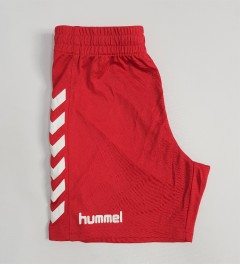 HUMMEL Boys Short (RED) (10 to 12 Years)