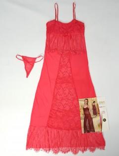 OME LADIES Night Wear (PINK) (FREE SIZE) (FRH)
