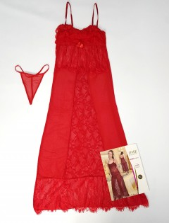 LADIES Night Wear (RED) (FREE SIZE) (FRH)