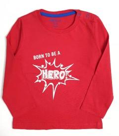 MO KIDS Baby Sweat Shirt (RED) (6 to 36 Month)