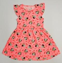 DISNEY Girls Dress (ORANGE) (1 to 8 Years)