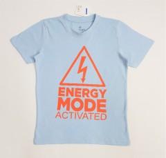 BASIC Boys T-Shirt (lLIGHT BLUE) (4 to 10 Years)